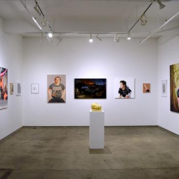 Flowers Gallery NYAA Exhibit
